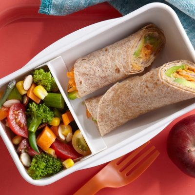 5 Healthy Lunch Box Ideas For School Kids