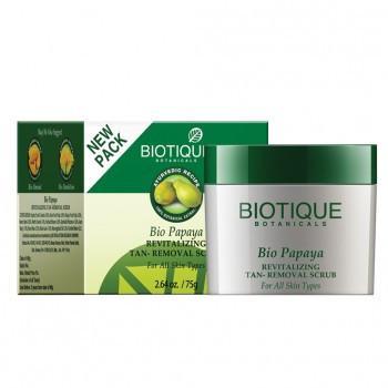 Biotique Bio Papaya Tan Removal Scrub