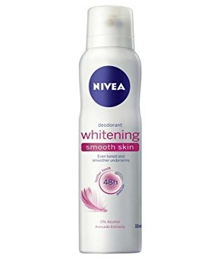 Nivea Whitening Smooth Skin Deodorant