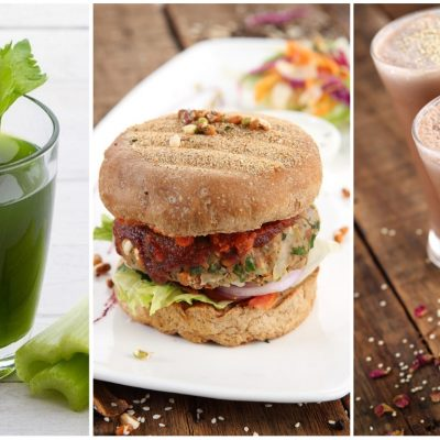 5 Healthy Recipes For A Fresh Summer Start