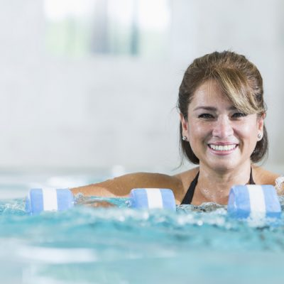 Therapeutic Aquatic Exercises for Back Pain