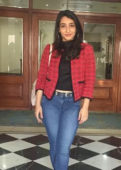 Dhriti Udeshi