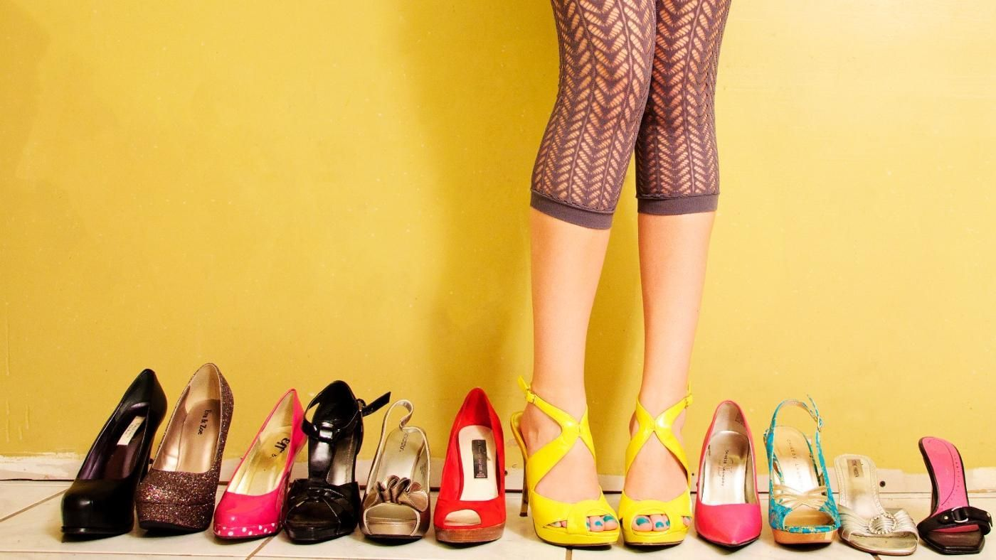 Spring-Summer 2018 Footwear Options