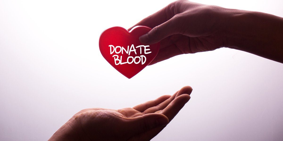 Donate Blood to Share Life. Uncovering Myths