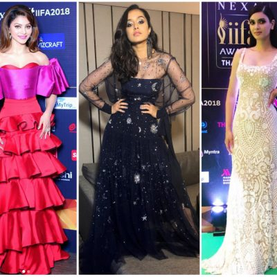 5 Looks From The 2018 IIFA Awards That You Cannot Miss