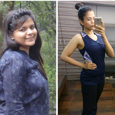 Janhavee Agrawal Shed 20 Kgs Following This Diet & Workout Plan