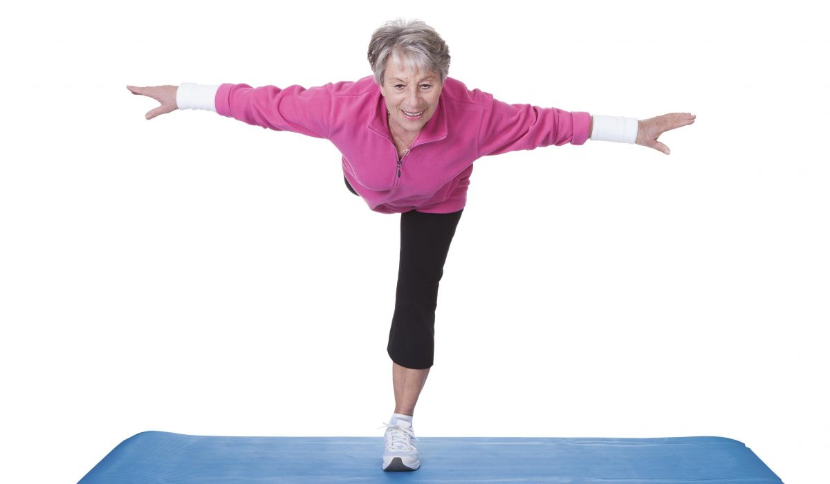 10 Best Balancing Exercises For Seniors