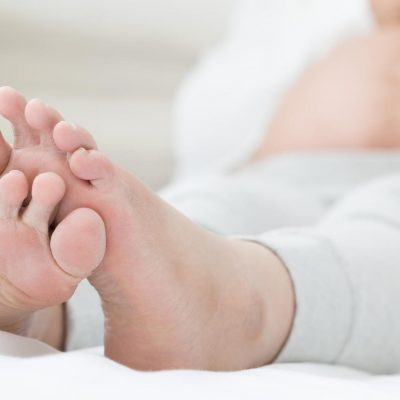 Taking Care of Swollen Feet During Pregnancy
