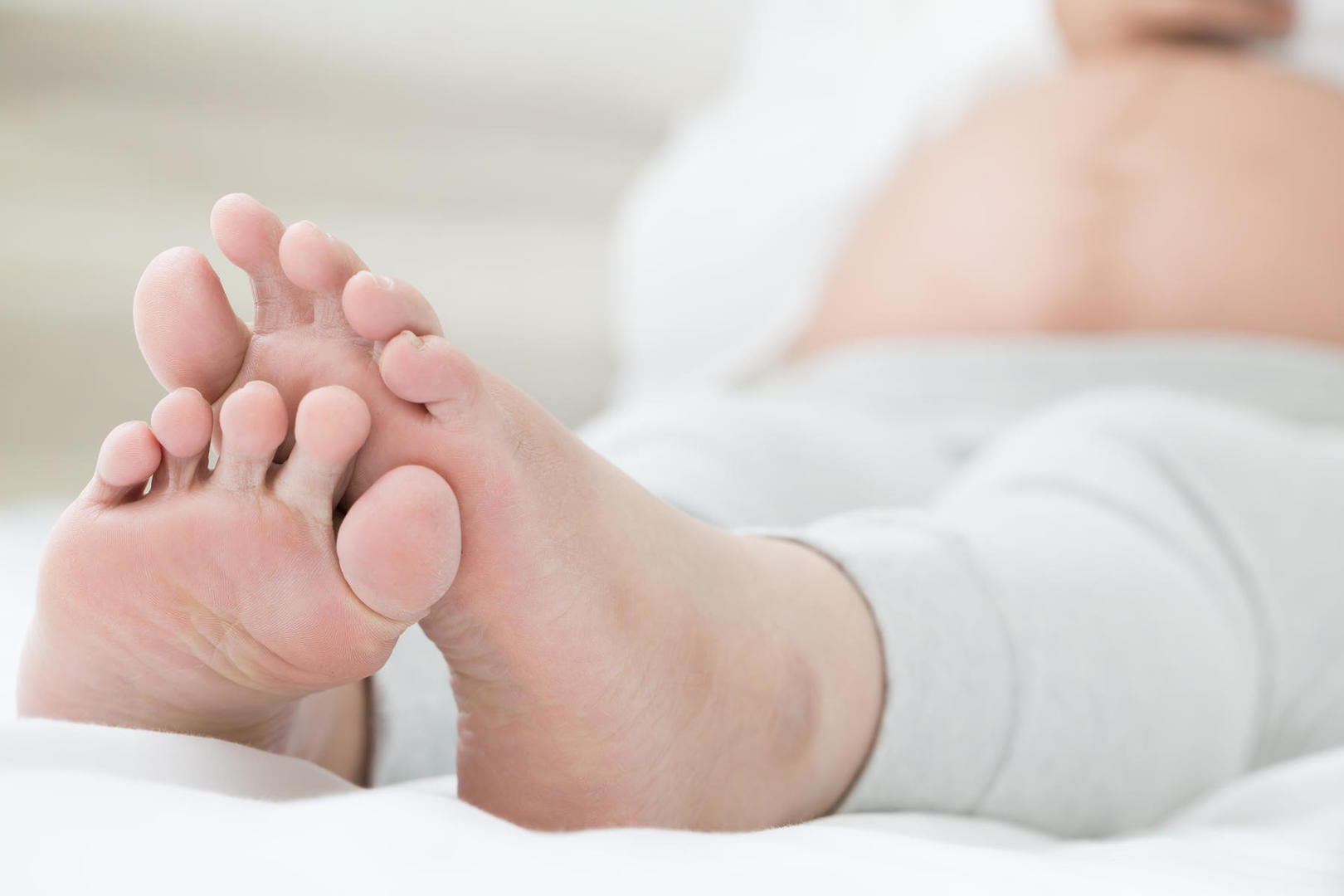 Swollen Feet During Pregnancy
