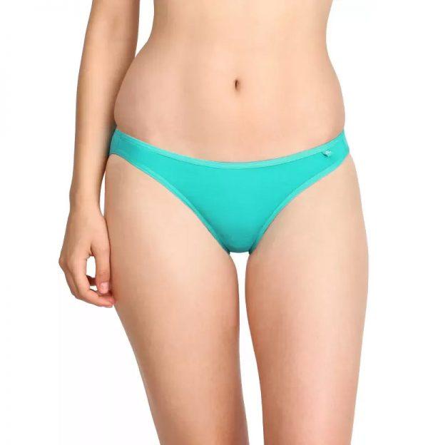 Jockey Women's Bikini Blue