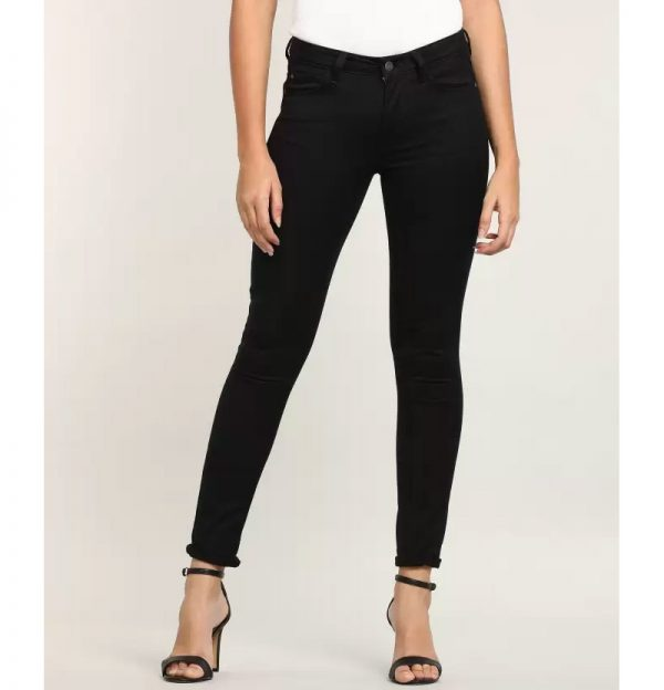 Lee Skinny Women's Black Jeans