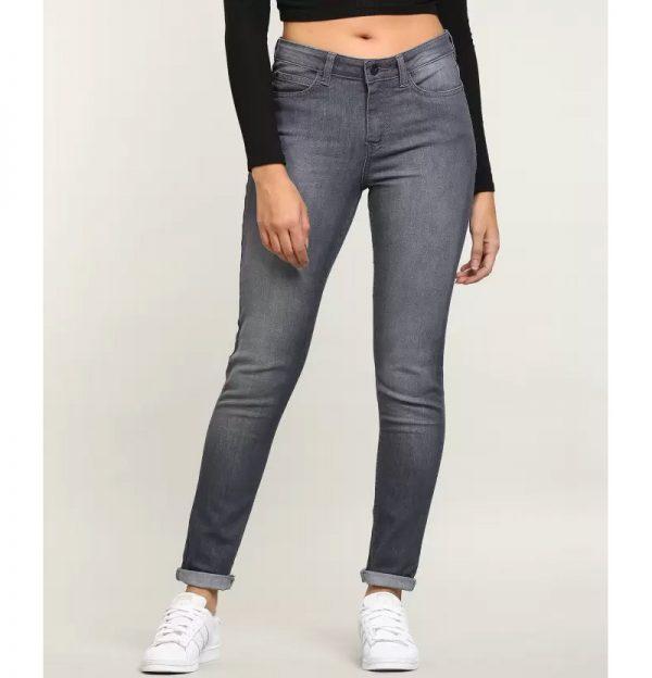 Lee Skinny Women's Grey Jeans