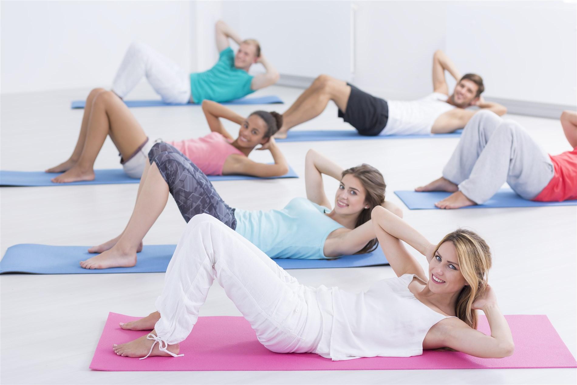 Cardio-Pilates