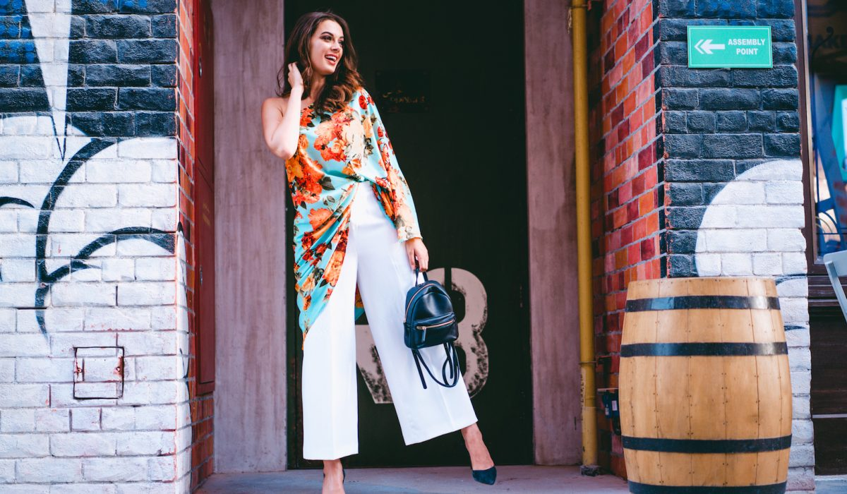 Actor & Philanthropist Evelyn Sharma Opens The Year For Us