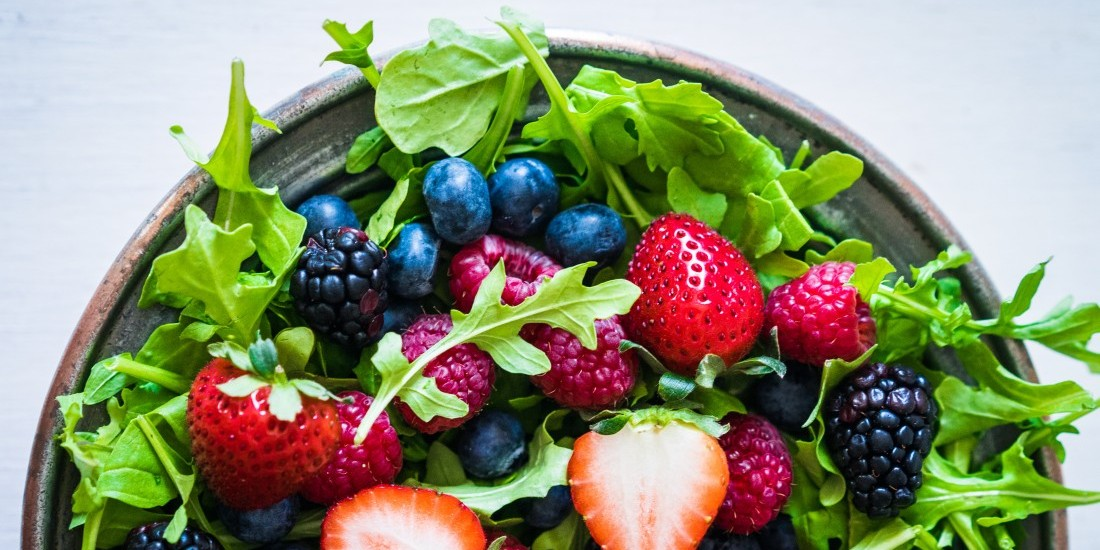 Anti-Oxidant Rich Foods