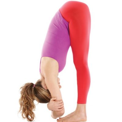 5 Steps to Master Uttanasana