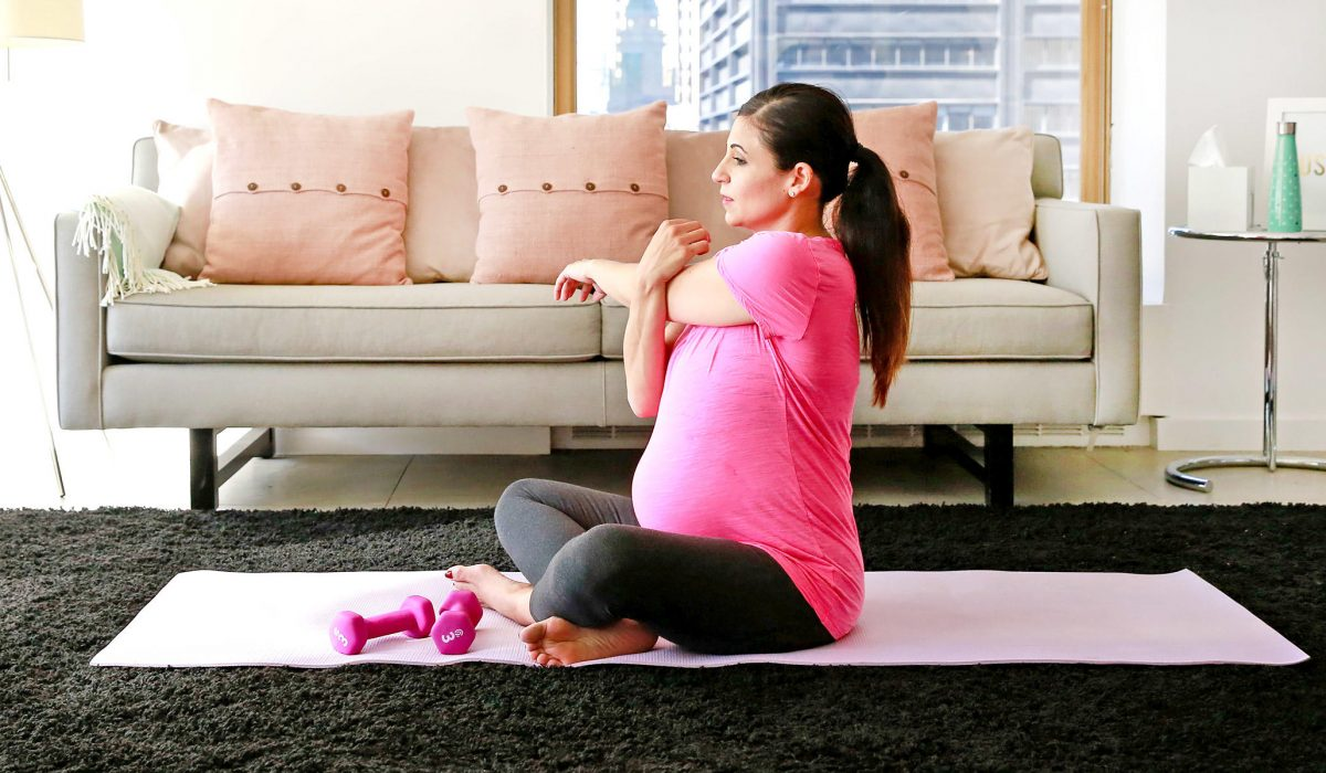 Exercises That Are Totally Safe When You Are Pregnant