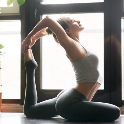 yoga to combat anxiety