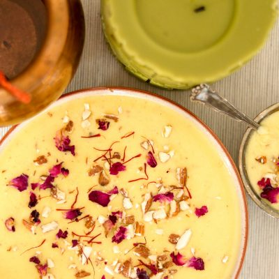 Enjoying Guilt-Free Holi Delicacies