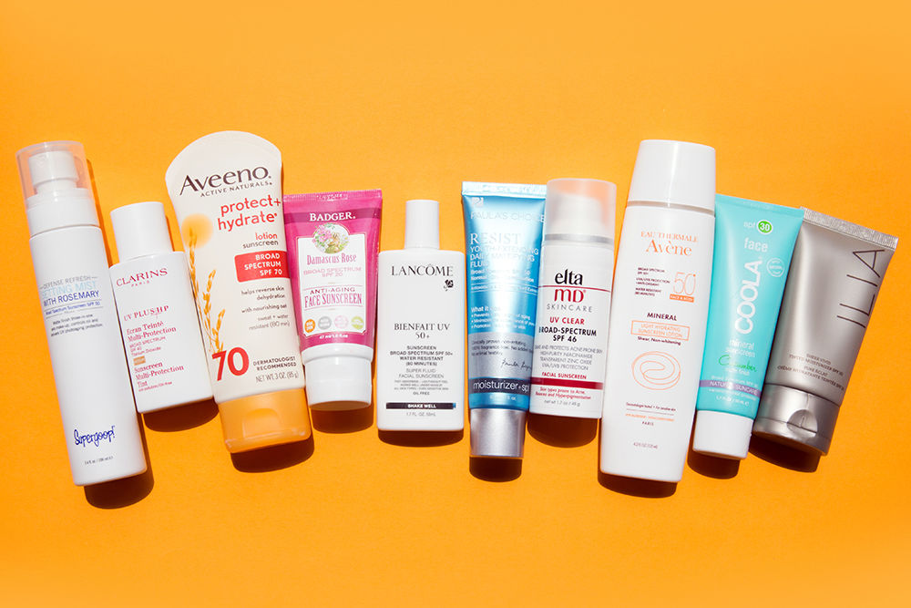10 Sunscreens That Can Totally Protect Your Skin From The Heat
