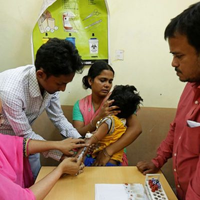 India has 20 health workers for 10,000 people, study finds