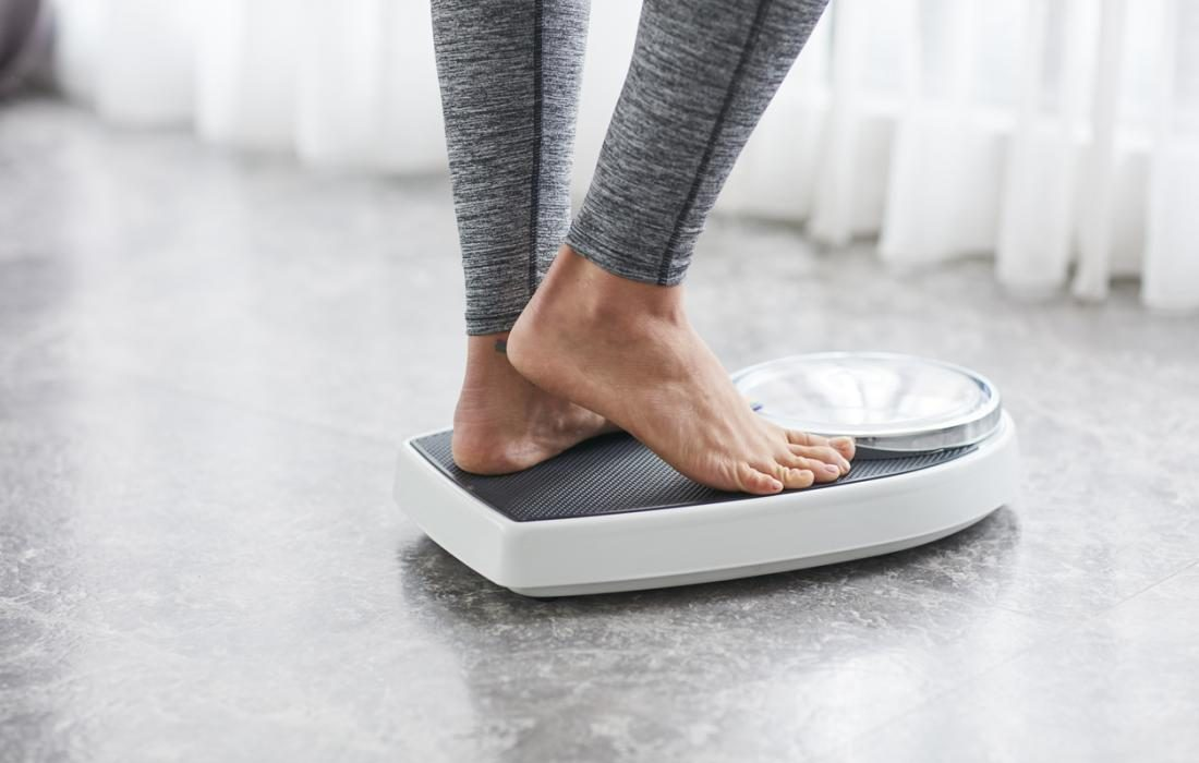 Are You Afraid of Hopping on the Weighing Scale?