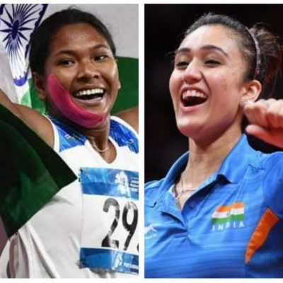 Indian women athletes strike gold on global stage