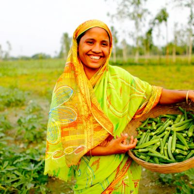 Farm Work By Women Drives Malnutrition In India