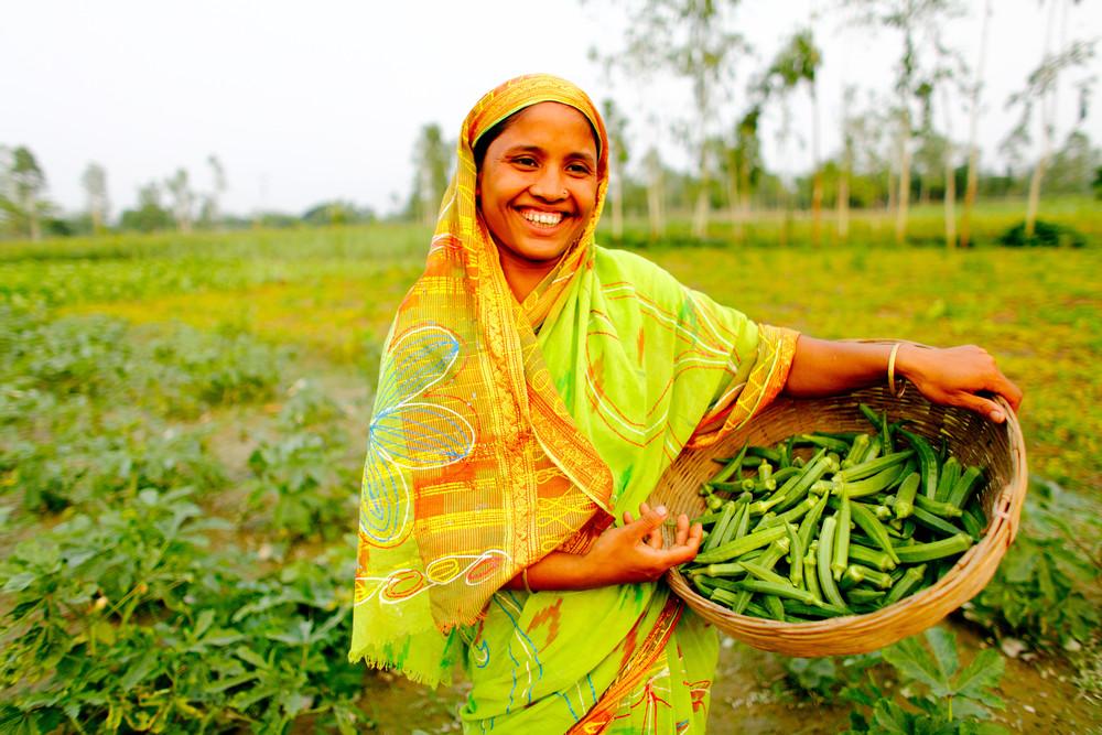 Farm Work By Women Drives Malnutrition