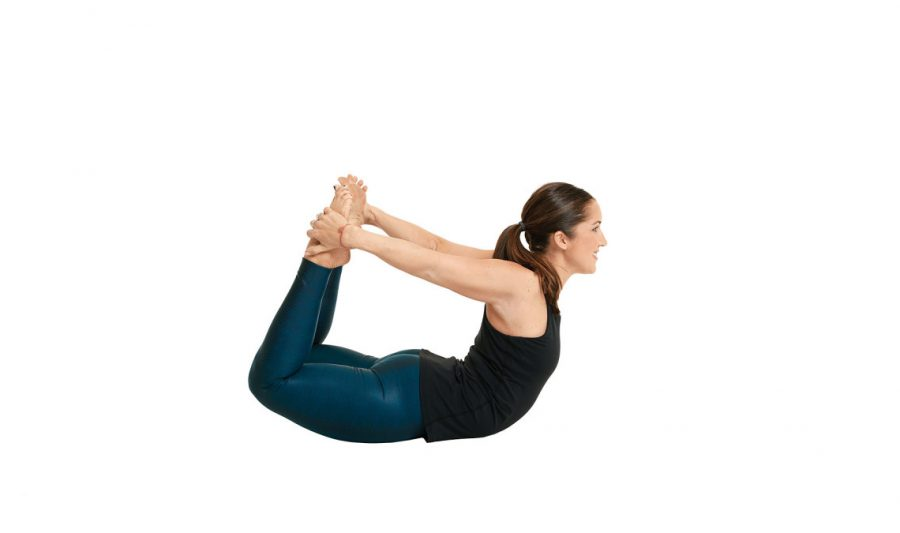 yoga asanas for chest