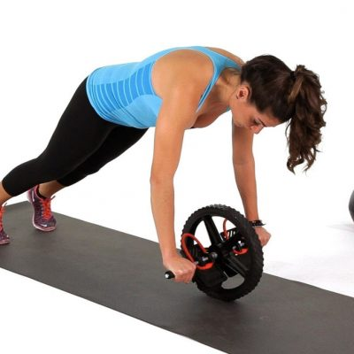 The Ultimate Barbell Ab Roller Workouts