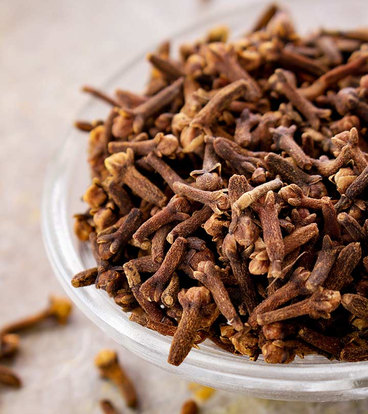 cloves for weight loss