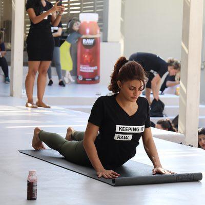 3 Exercises Jacqueline Fernandez Would Love to Master