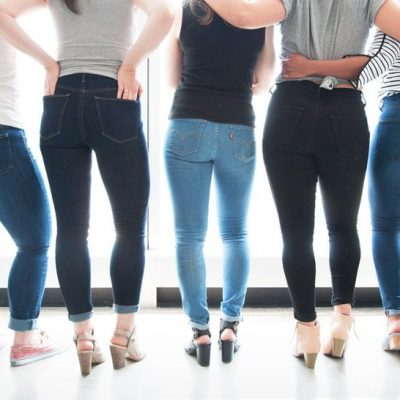 Women with thicker thighs are healthier than women with thicker waists