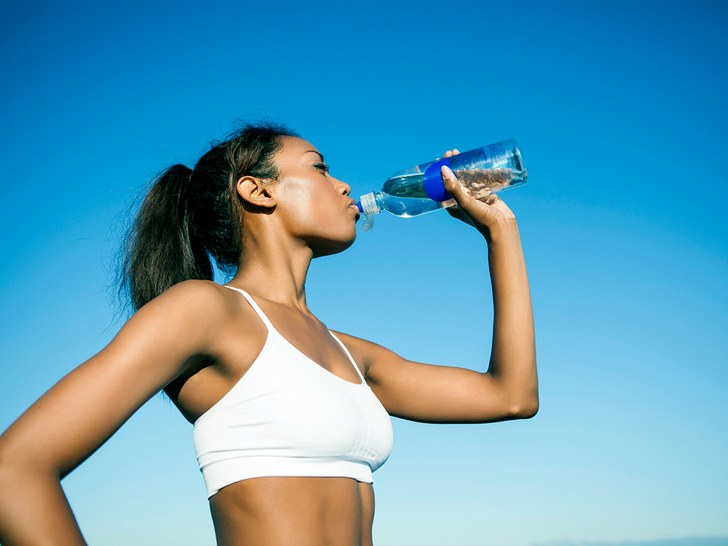 Drinking water at the right time may be the key to weight loss