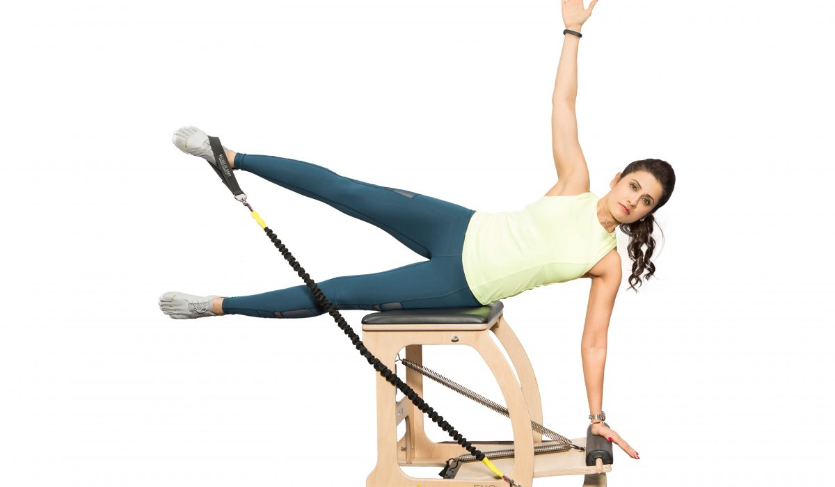 Celebrity Fitness Trainer Yasmin Karachiwala Plays The Pilates Rapid Fire!