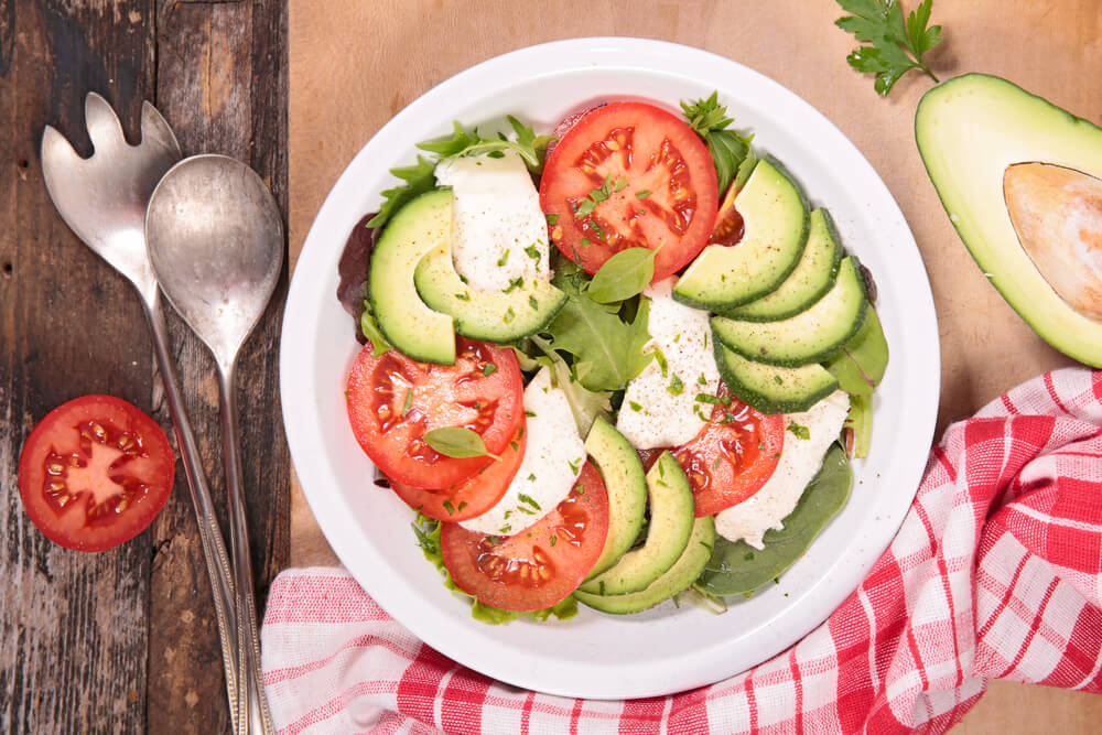 Independence Day Special: 5 Tricoloured Salad Recipes