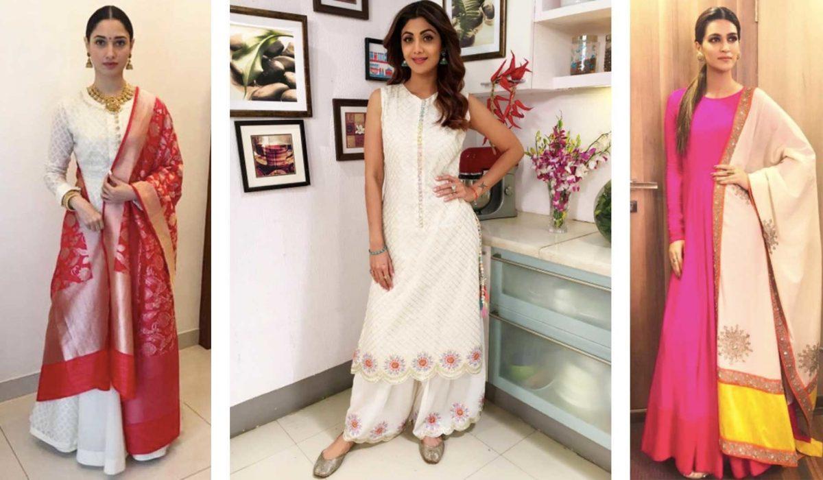 7 Beautiful Ethnic Outfit Ideas For Raksha Bandhan