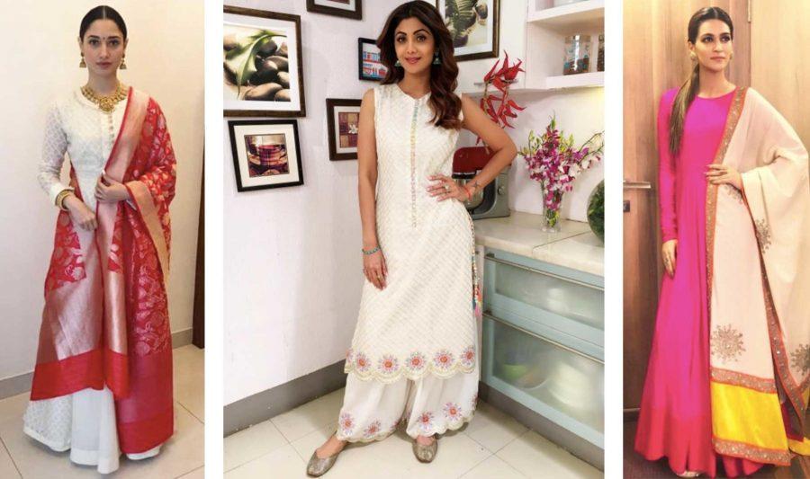Ethnic Outfit Ideas For Raksha Bandhan