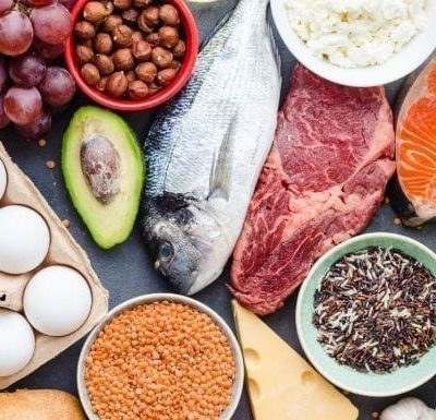 Natural Foods High in BCAAs