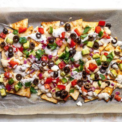 Healthy Nachos Recipes