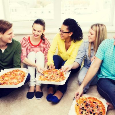 Teens Crave for Junk Food