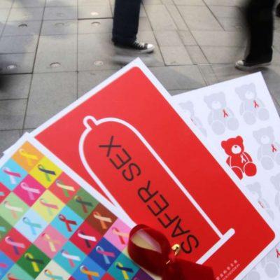 Aspiring for AIDS Free India