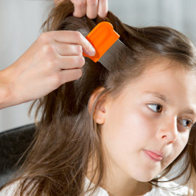 Getting Rid of Lice From Your Child's Head