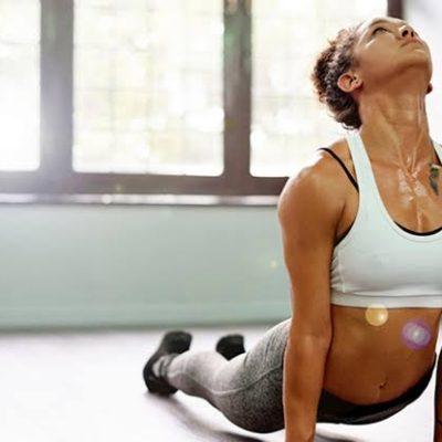 Cardio Yoga – A YogaCardioBlend