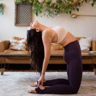 5 Yoga Poses to #LoveurSelf this Valentine's Day