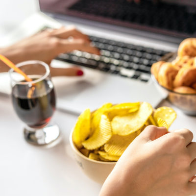 How To Avoid Overeating While Working From Home During The Lockdown
