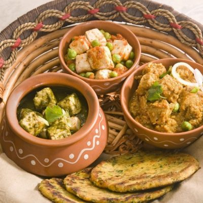 Trying Different Indian Cuisine on World Heritage Day