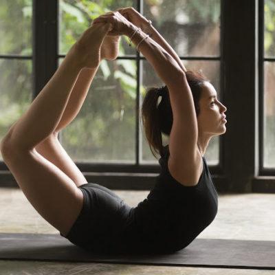 Anshuka Parwani's Yoga Poses Ideal for Post-natal Weight Loss