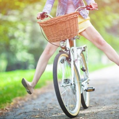 bicycling without pain